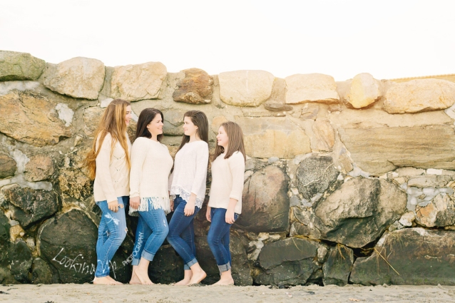 Beach Beauties - Family Session {Greenwich Family Photographer}