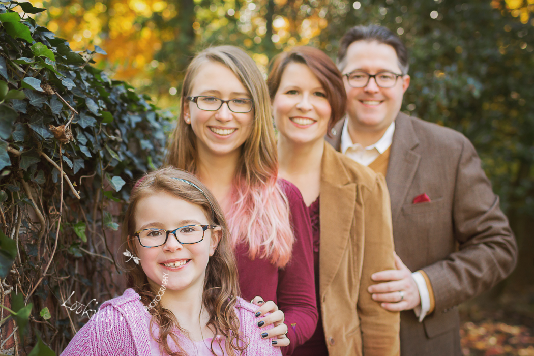 Loving Family - Autumn Colors {Family Photographer Greenwich}