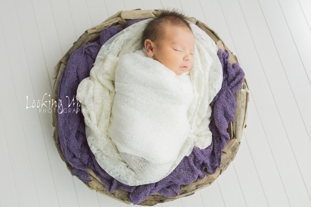 This Duo Became a Trio (Stamford Newborn Photography)