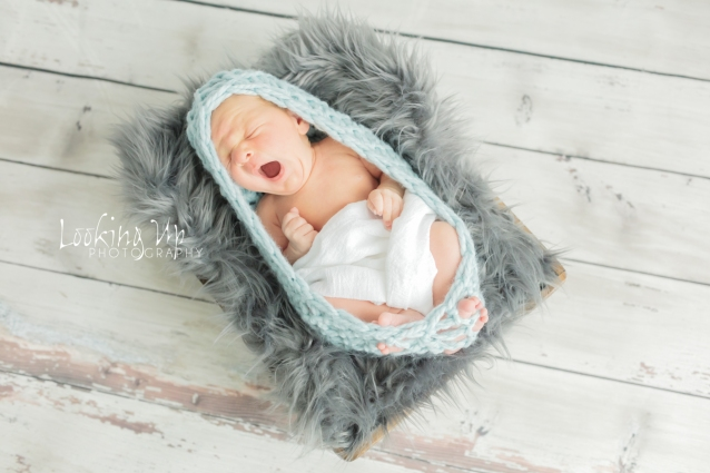 Put Me In, Coach! (Sandy Hook Newborn Photography)