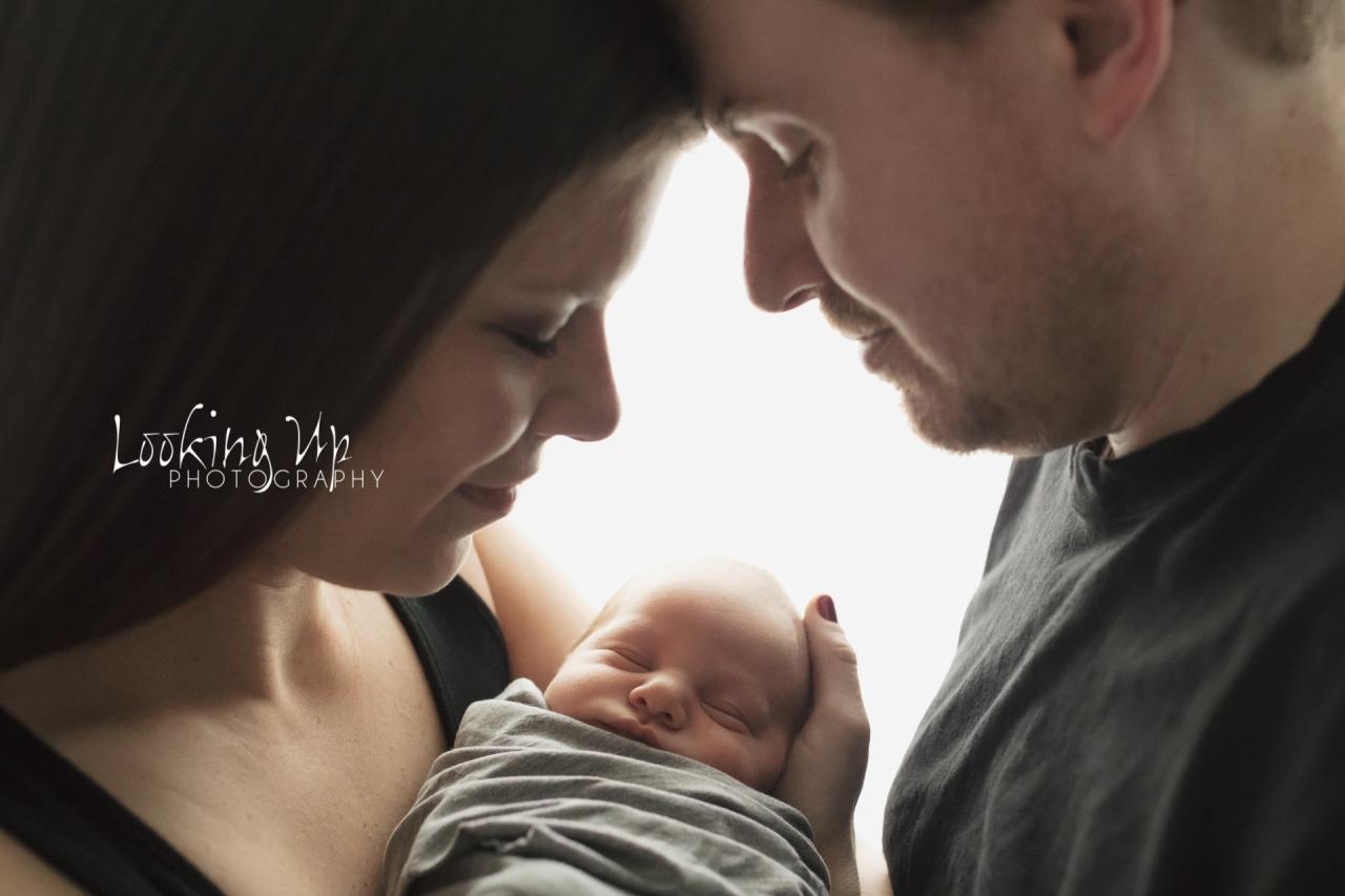 Put Me In, Coach! (Sandy Hook Newborn Photography)