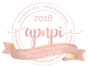 Qualified Newborn Photographer Certification (Greenwich Newborn Photographer)