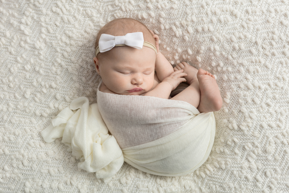 Beauty in Simplicity | Greenwich Newborn Photographer