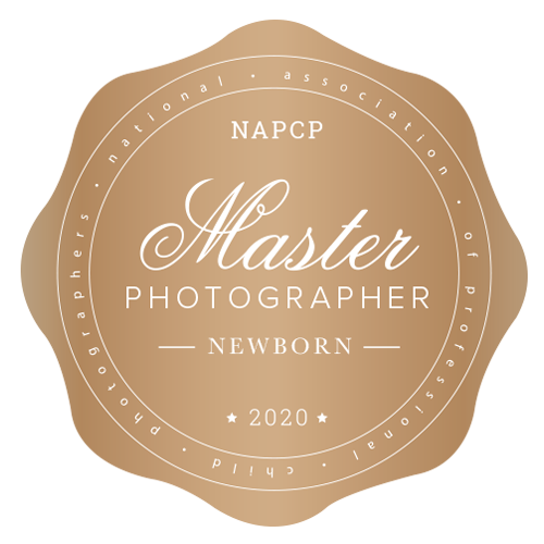 NAPCP Master Photographer 2020 seal