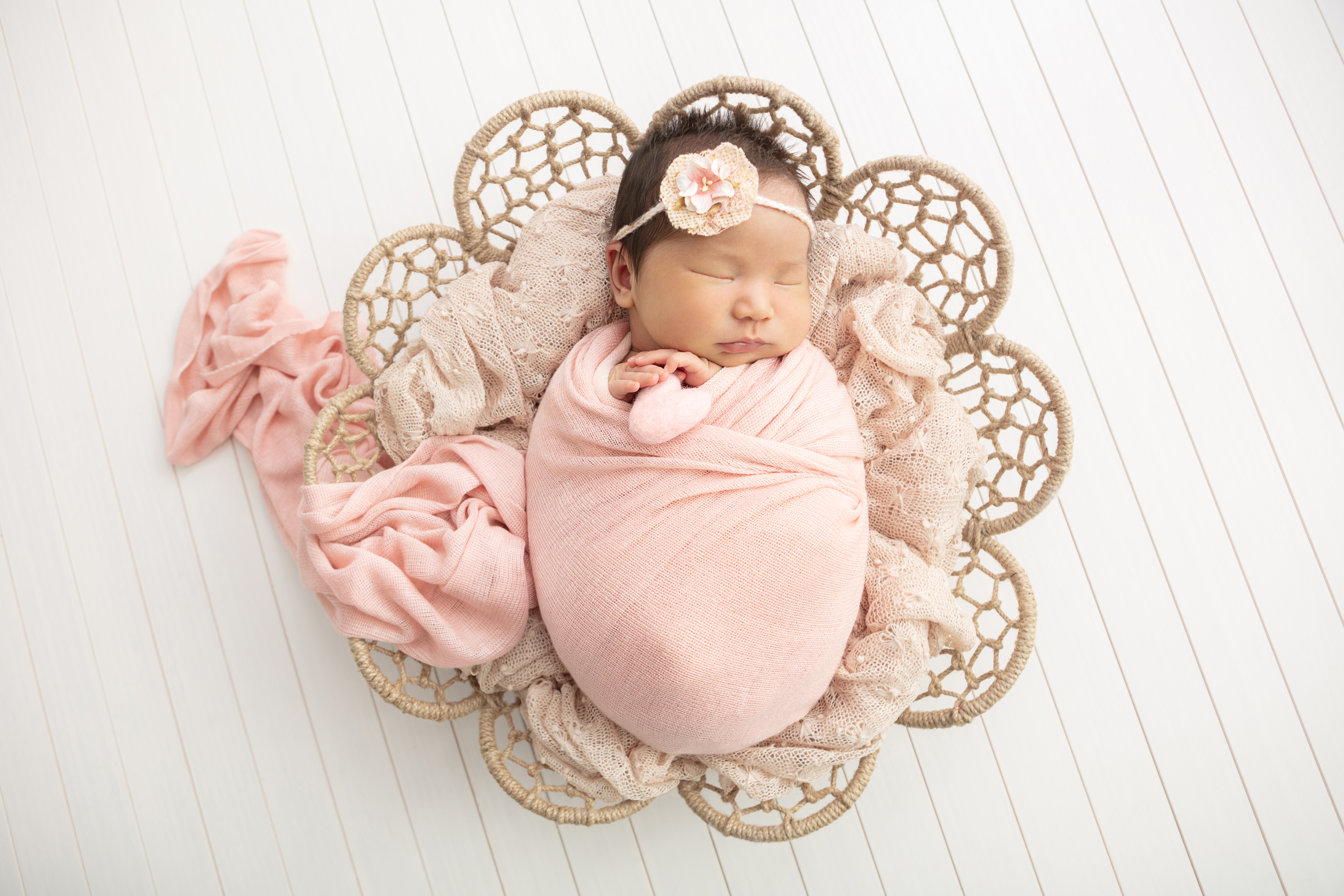 Eselle | Greenwich Studio Newborn Session
