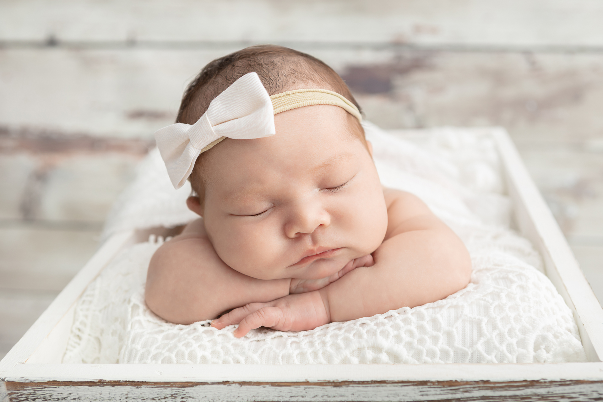 Greenwich Photography Studio – Kaia – Newborn Photos